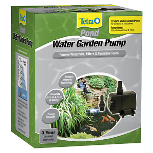 Fish Pond Water Pump 50 To 250 Gallons Magnetic Drive Water Garden Pump New