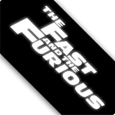 3M Reflective The Fast and The Furious Car Sticker Decal 00331 20x7CM