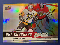 2019-20 Upper Deck MVP Net Crashers #NC-9 Sidney Crosby Pittsburgh Penguins