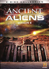 Ancient Aliens: Season 8 (DVD, 2016, 2-Disc Set)
