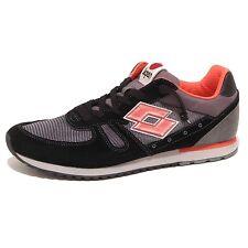 6229P sneaker uomo LOTTO LEGGENDA TOKYO SHIBUYA nero/grigio shoe men