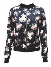 Unbranded Floral Coats & Jackets for Women