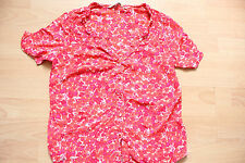 BODEN  floral  Georgette blouse   size  8 NEW