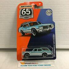 1971 Oldsmobile Vista Cruiser * Sapphire Gem Chase * MXB Matchbox * HE9