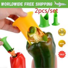 Push-n-Twist Pepper Corer (Set of 2)