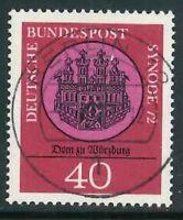 Luxus BRD Mi-Nr. 752 - zentrisch gestempelt Berlin 12 - Originalgummierung
