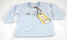 Bondi 2-Stück Baby T-Shirt Langarm Babyshirt Unterhemd gestreift Gr.-62 NEU!!