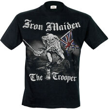 Iron Maiden - Sketched Trooper T-Shirt Homme / Man - Taille / Size M ROCK OFF