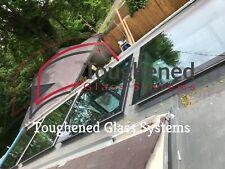 SKYLIGHT - Flat Roof light, Triple Glazed Glass dome - 1000x2000mm - any size