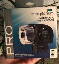 Automatic Fish Feeder - Aquarium Auto Feeder With Timer & Digital Display