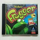 Frogger Computer Game Pc Cd-rom Win 95/98