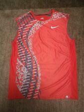 Nike RAFA Rafael Nadal tennis shirt size L 2008 Australian Open