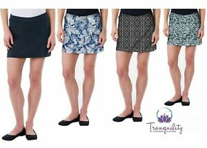 SALE!! Tranquility by Colorado Clothing Ladies' Skort Skirt VARIETY SIZE & COLOR