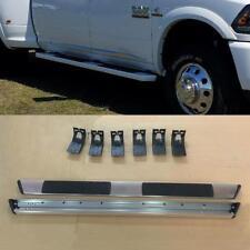 "6"" 15-18 Dodge Ram 1500 Crew Cab OE Polished Running Boards Nerf Bars Side Steps"