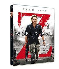 DVD *** WORLD WAR Z *** avec Brad Pitt   ( neuf sous blister )