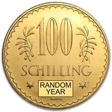 1926-1931 Austria Gold 100 Schilling Prooflike (Random) #PAPPS19659 Lot 20161555