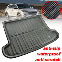 Trunk Liner Cargo Boot Mat Floor Tray Protector For Hyundai Tucson TL 2015-2019