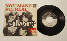 Vinyle / 45 Tours - Rock - The Doors : You Make Me Real / Peace Frog - INT 80234