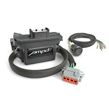 FITS 18 FORD F150 3.0L DIESEL EDGE AMP'D THROTTLE BOOSTER WITH SWITCH..