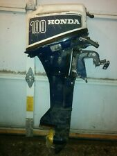 parting out ... honda 4stroke 100 10hp b100 boat motor outboard parts
