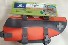 Top Paw Life Jacket. Size Medium (Dogs 30 - 55 lbs) New