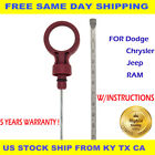 TRANSMISSION Automatic Oil DIPSTICK Auto Trans ATF Fluid Level Dip Fits For Jeep <br/> For Chrysler-Jeep-Dodge Dealer Type Tool + INSTRUCTIONS