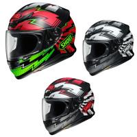 2020 Shoei RF-1200 Variable Street Motorcycle Helmet - Pick Size & Color