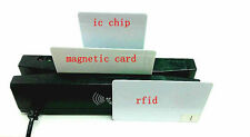 All Four in One Card Reader Writer Board Support Magnetic/EMV IC Chips/RFID/PSAM