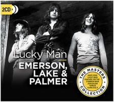 Emerson, Lake & Palmer - Lucky Man - New 2CD Album  - Pre Order - 27th July