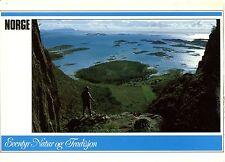 Cartolina ANTICA-NORGE-Eventyr og naturali tradisjon