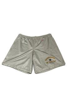 Men's Champion VTG San Diego Chargers 1998 Training Camp Grey Shorts XL