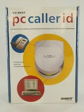 Vintage US West PC Caller ID NIB for Windows 95/98