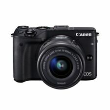 Canon EOS M3 Mirrorless Digital Camera with 15-45mm Lens (Black)!! BRAND NEW!!