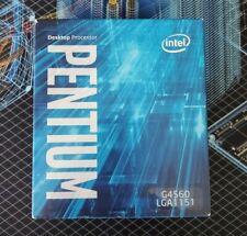 Intel Pentium G4560 - 3.5 GHz Dual-Core (BX80677G4560) Processor