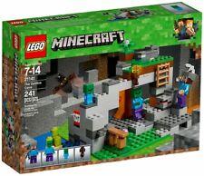 LEGO - 21141 - MINECRAFT - LA GROTTE DES ZOMBIES