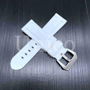 22 24 26 MM Rubber Silicon Strap Band Soft Fits for Invicta Oversize Sport Diver
