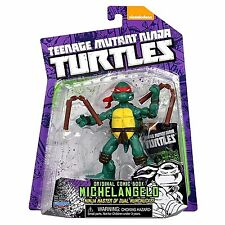 Teenage Mutant Ninja Turtles Original Comic Book Michelangelo Action Figure