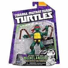 Teenage Mutant Ninja Turtles Original Comic Book Michelangelo Action Figure