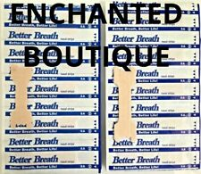 100 + 10 TAN BETTER BREATH NASAL STRIPS SM/MED OR LARGE RIGHT WAY TO STOP SNORE!