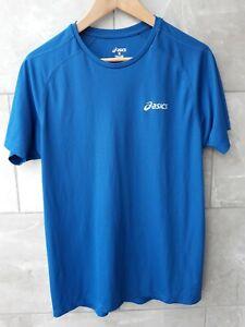 Mens Asics Running Tshirt Top Size M