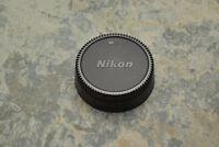Genuine Nikon NIKKOR LF-1 Rear Lens Cap F AF AF-S Ai-S  Non Ai (#2795)