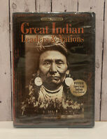 Great Indian Leaders and Nations (DVD, 2007) BRAND NEW!! FREE SHIPPING!!