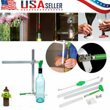 Diy Glass Bottle Cutter Machine Recycles Wine Bottles Separate Tool Kit Us