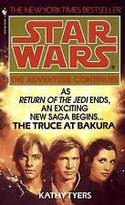 Star Wars - Legends Ser.: The Truce at Bakura by Kathy Tyers (1994, Paperback)