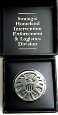 "Agents of SHIELD  Marvel Gear Goods Deluxe 1"" Pin in Display Box"