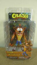 Genuine Neca Crash Bandicoot avec caisse Replica Action Figure-Brand New INSTOCK