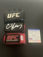 Cain Velasquez Signed UFC Glove PSA/DNA