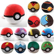 8cm Pokemon Go Pokeball Plüsch Figuren Anime Cosplay Spielzeug Sammlung Geschenk