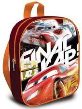 OFFICIAL Pixar CARS Kids Boys Rucksack Backpack School Bag Nursery 24x20x10cm