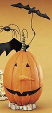 "Pumpkin with Bat - ""Mr. Halloween"" - Williraye - 6056 - NIB"